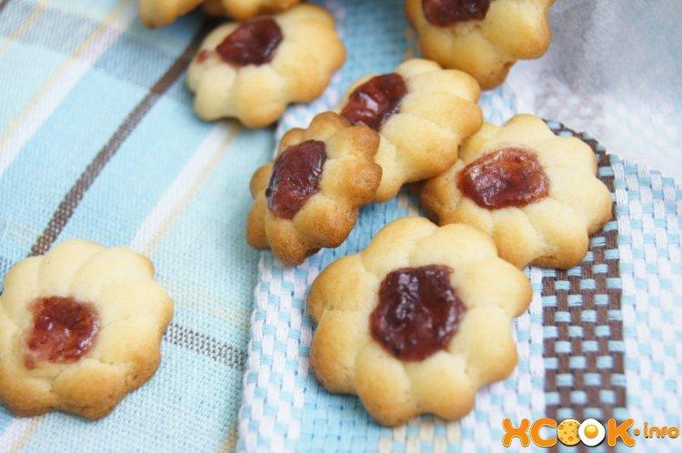 Курабье печенье по госту рецепт пошагово