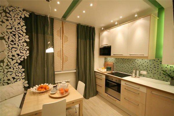Ремонт кухни 8 квм фото своими руками фото 35