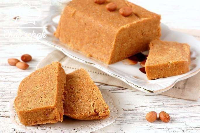 Рецепт халвы из арахиса