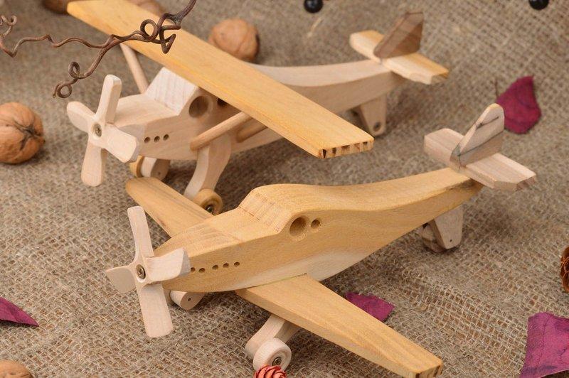 Как сделать военный самолет из дерева - 3dfuse.ru