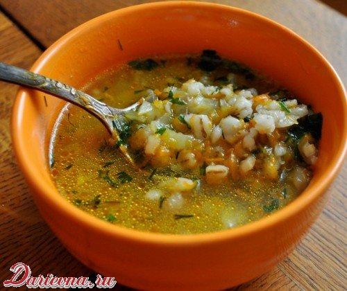 Суп с перловкой рецепт с фото с перловкой в мультиварке
