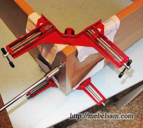 Оборудование для сборки мебели своими руками 80