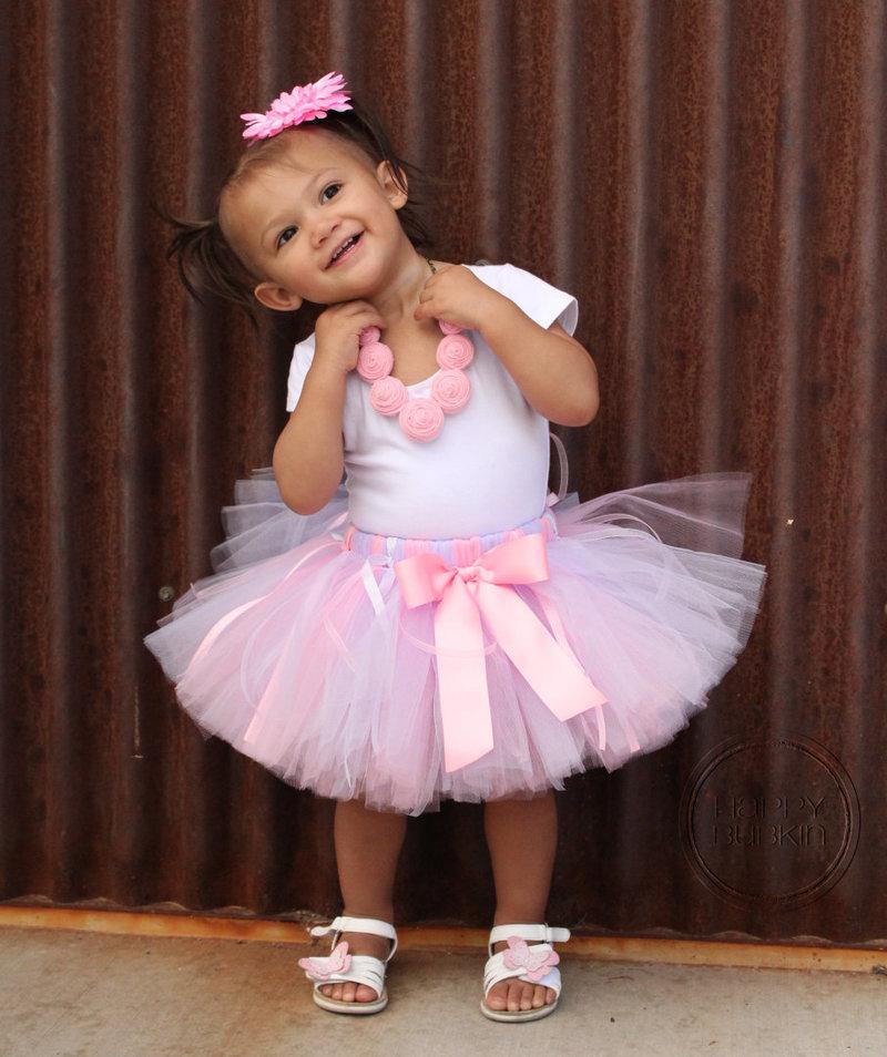 Фатиновые юбки для девочек  фото
