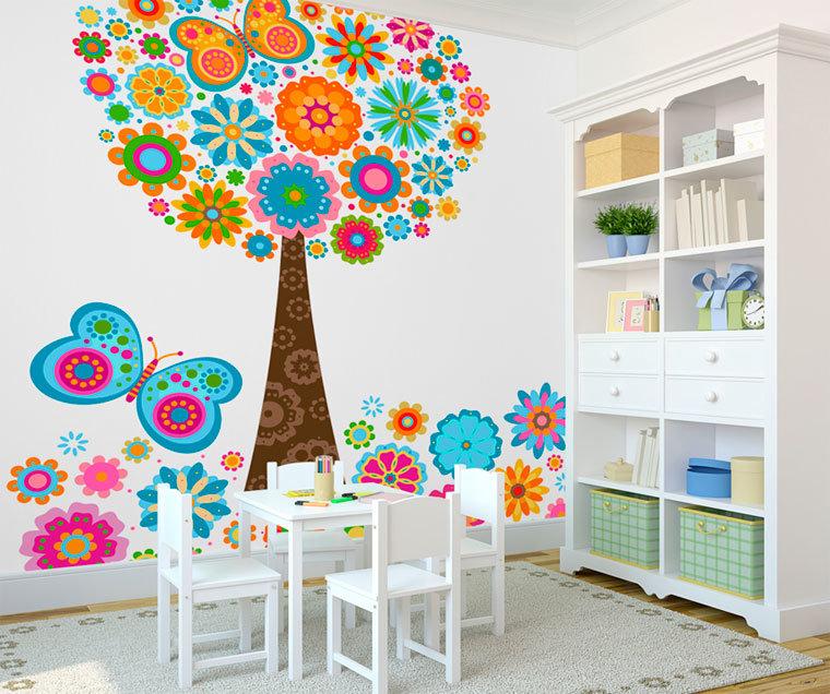 Как украсить стену в детском саду своими руками фото 13