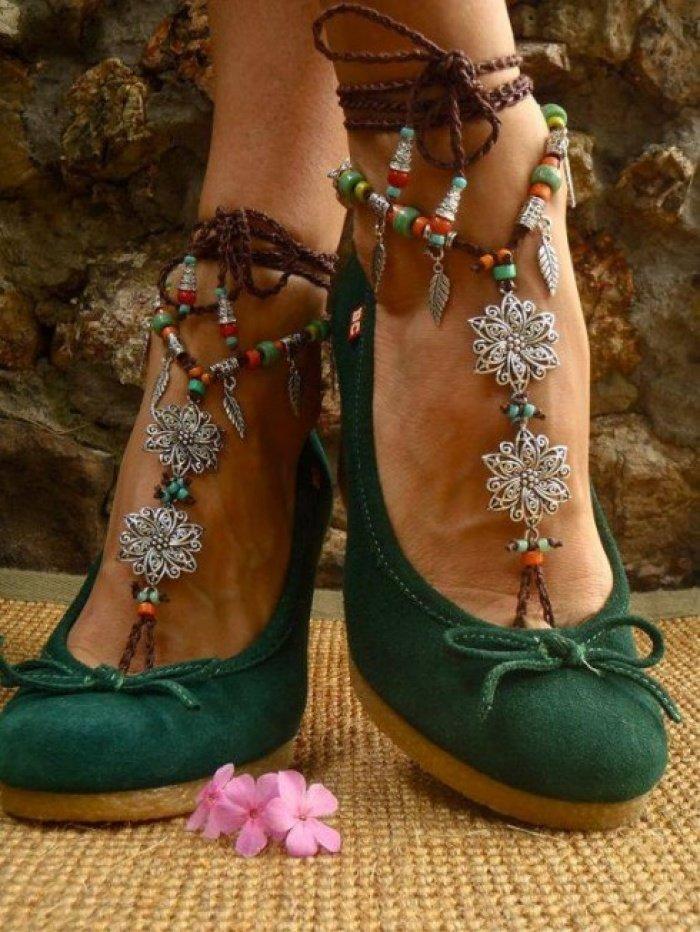 Лунные ботинки своими руками