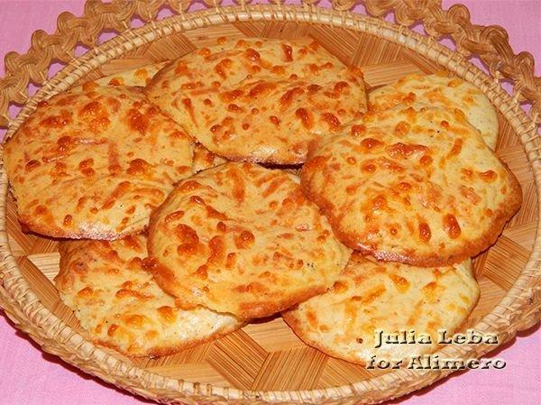 Сырная лепешка в духовке рецепт с пошагово