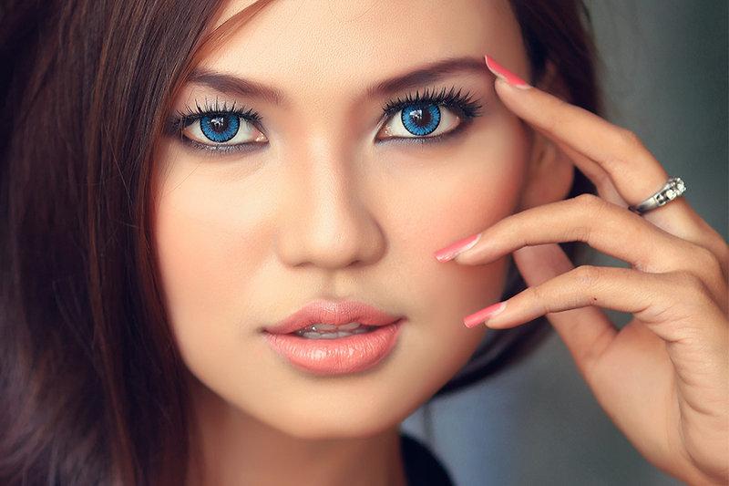 Легкий макияж картинки