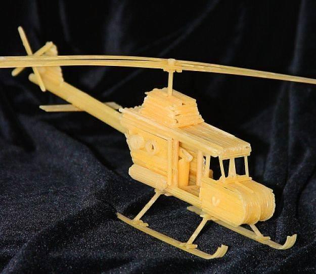 Поделки своими руками вертолёт