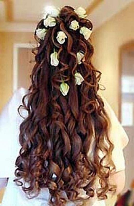 Причёски в домашних условиях на свадьбу