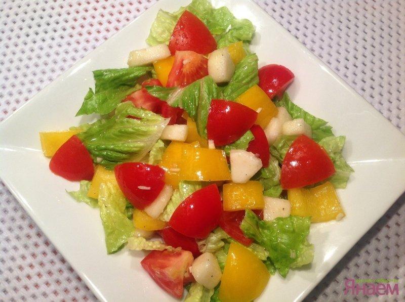 Простой но вкусный салат рецепт пошагово в домашних условиях