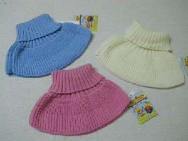 Вязание горло для девочки