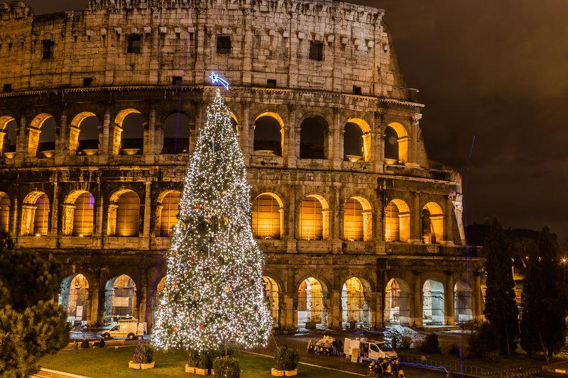 Италия экскурсионный тур новый год