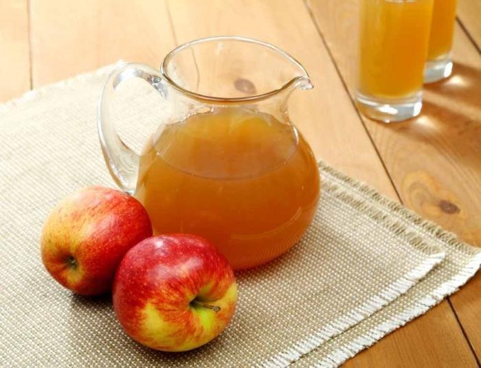Как сделать домашний сидр из яблок в домашних условиях рецепт