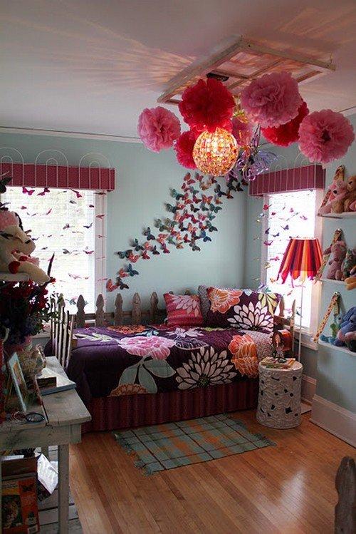 Как красиво оформить свою комнату