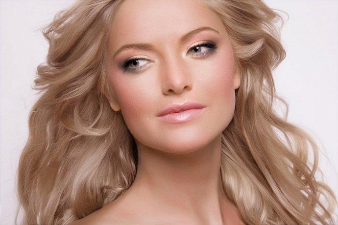 Как сделать красивый цвет блондинки
