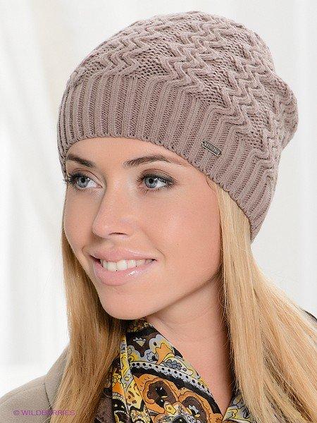 Вяжем весеннюю шапку женскую шапку спицами для