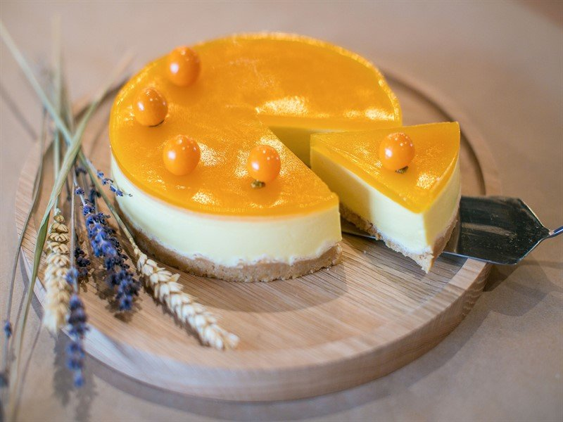 Торт манго маракуйя рецепт