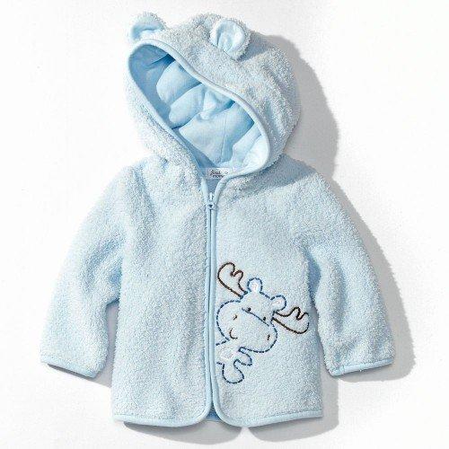 Для новорожденных своими руками кофточка 36