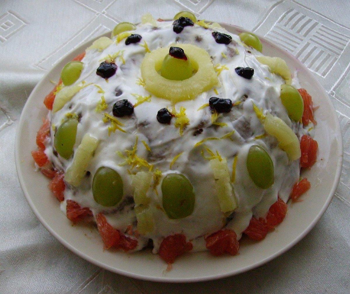Рецепты тортов ко дню рождения в домашних  80