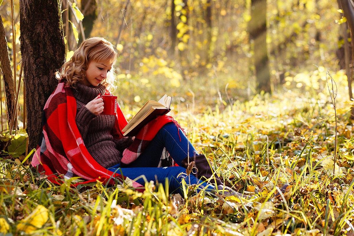 Идеи фотосессии в лесу осенью фото