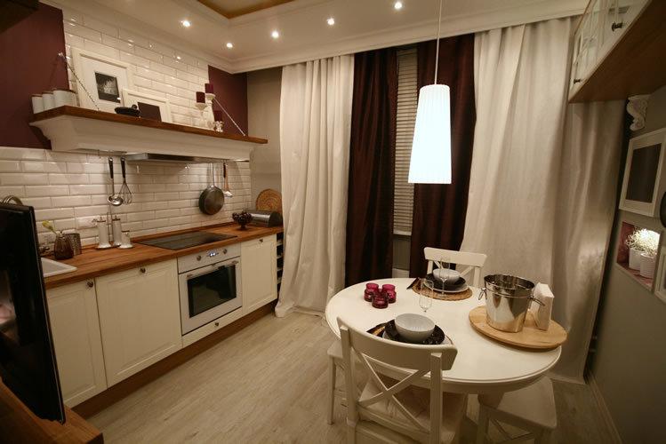 Кухня 7.8 кв м дизайн