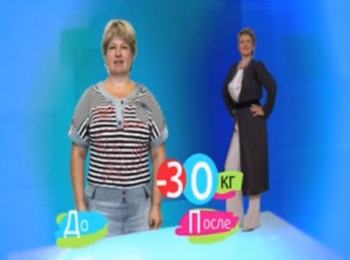 Лишние килограммы как похудеть ничего не делая малышева