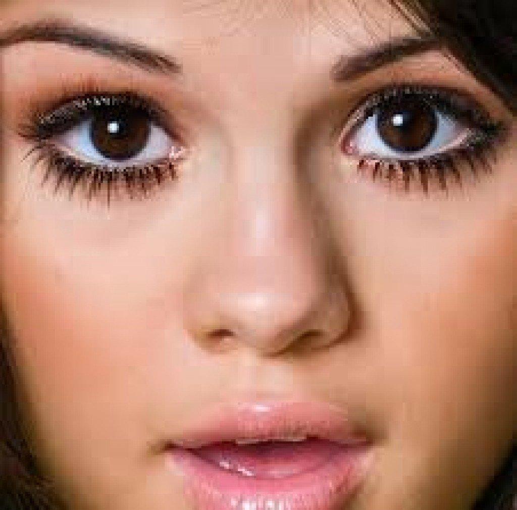 Как сделать маленькие глаза большими и красивыми Как сделать маленькие глаза большими как сделать глаза