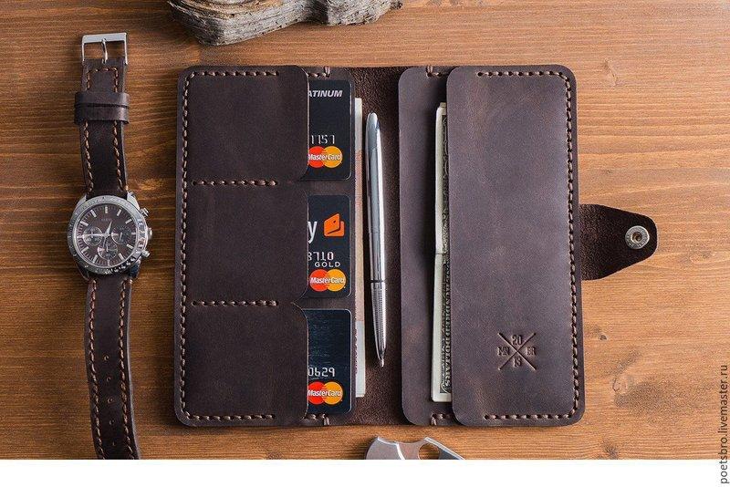 Как сделать кошелек не из кожи