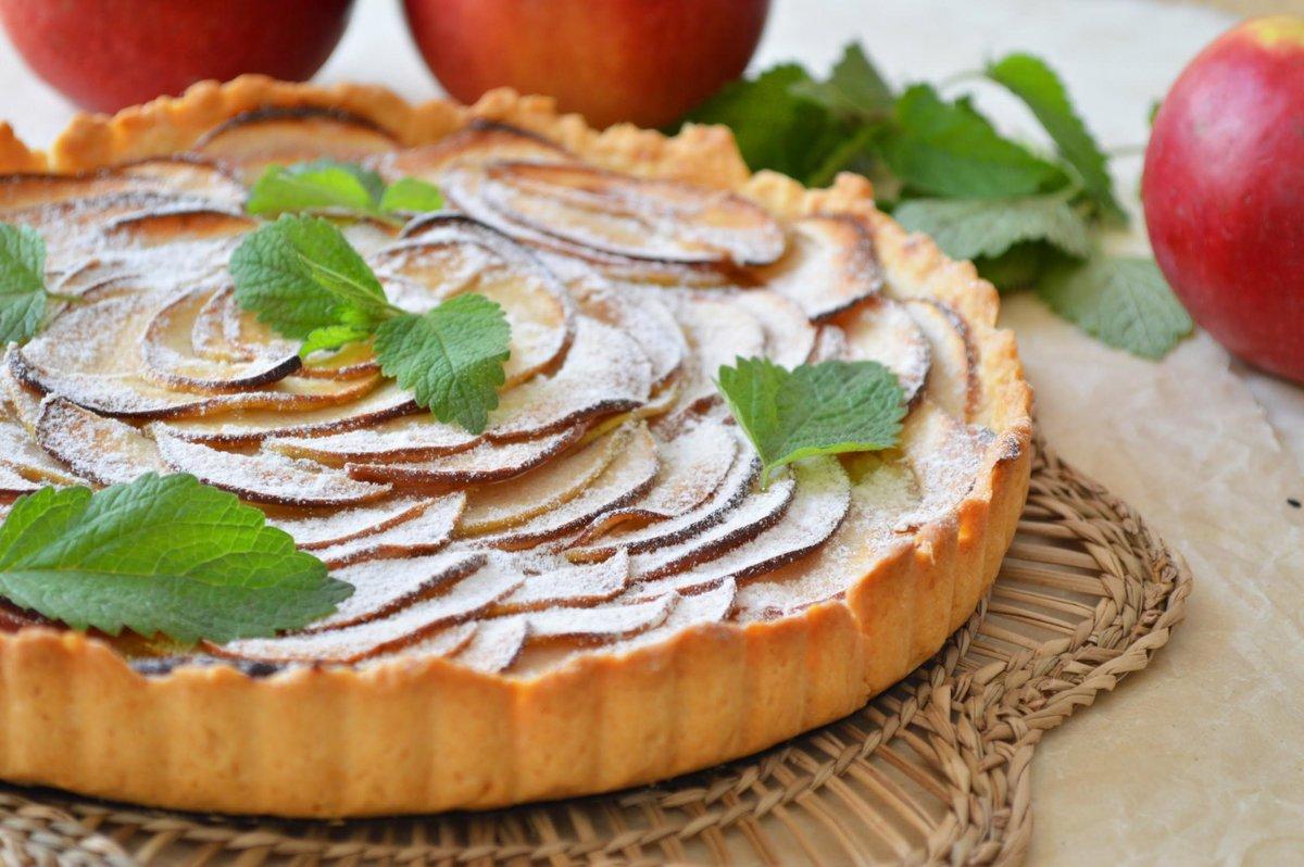 Яблочные пироги, рецепты с фото на m: 368 94