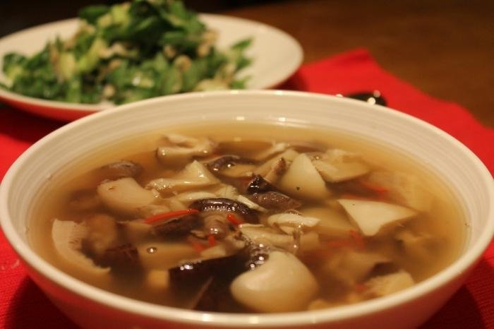 Белые грибы как приготовить суп