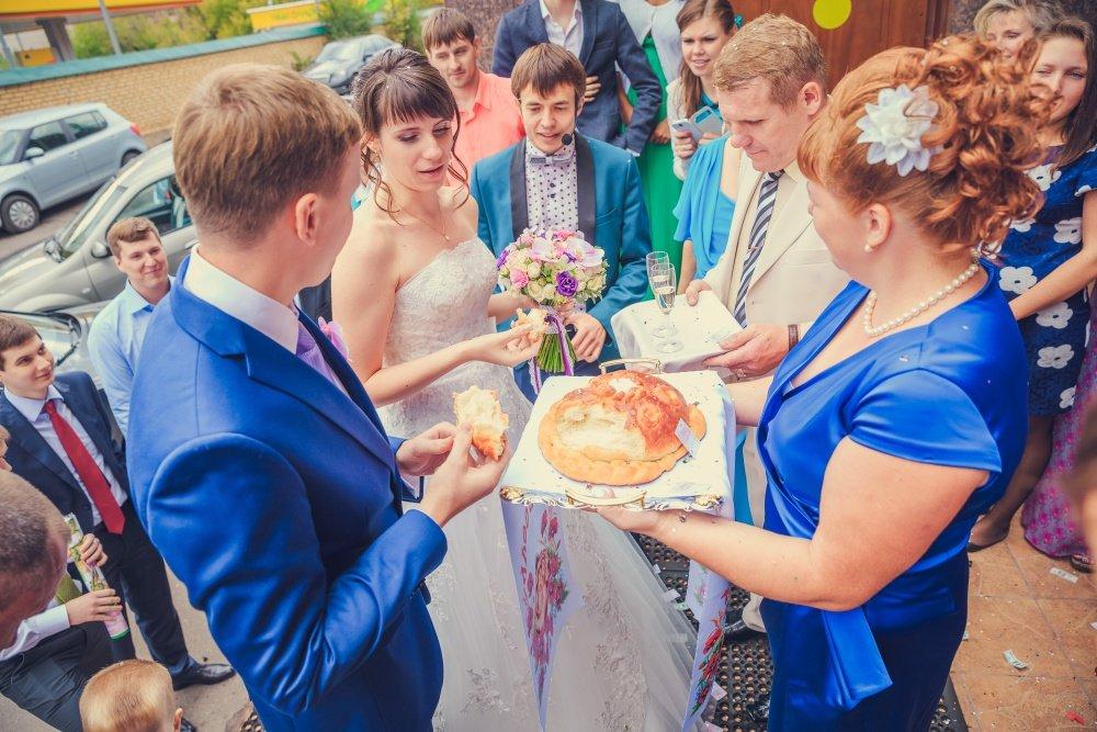 Поздравление на свадьбе от родителей хлеб 131