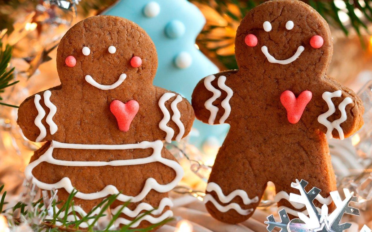 Праздничное печенье своими руками