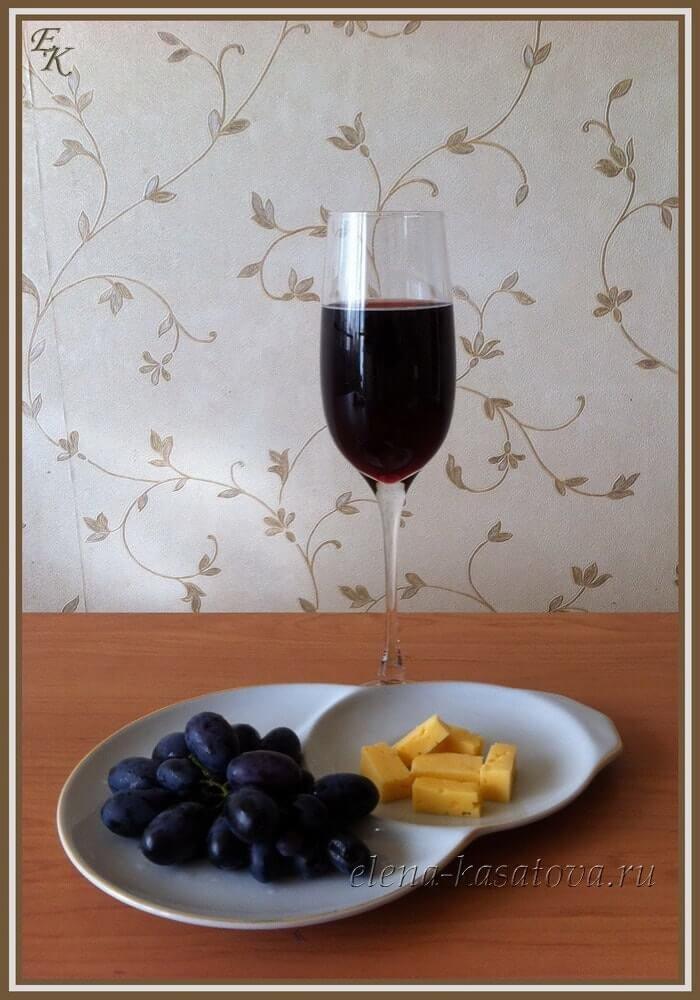 Вино из винограда в домашних условиях пошаговый рецепт