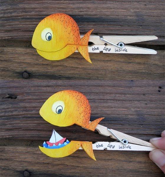 Рыбы не знают своими руками 40