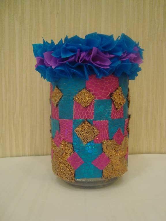 Поделка 4 класс ваза
