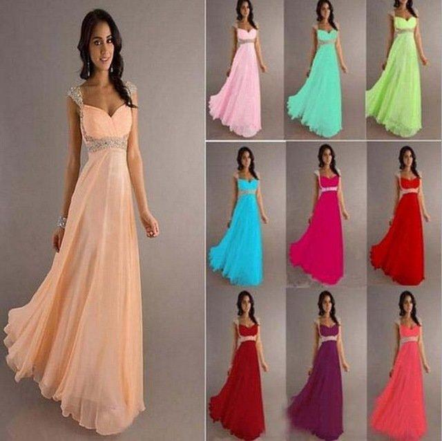 Недорогие вечерние платья на свадьбу