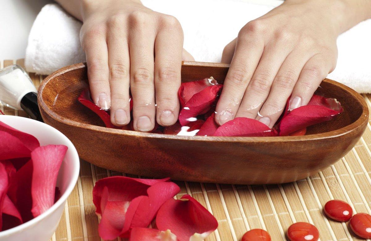 Самая лучшая ванночка для ногтей в домашних  609