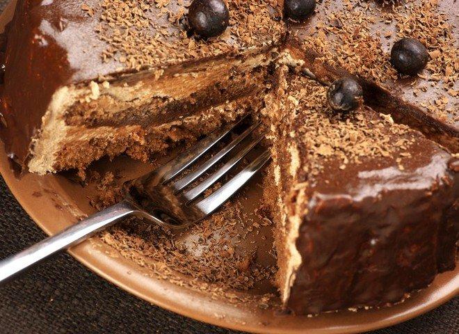 Быстрые легкие и вкусные торты