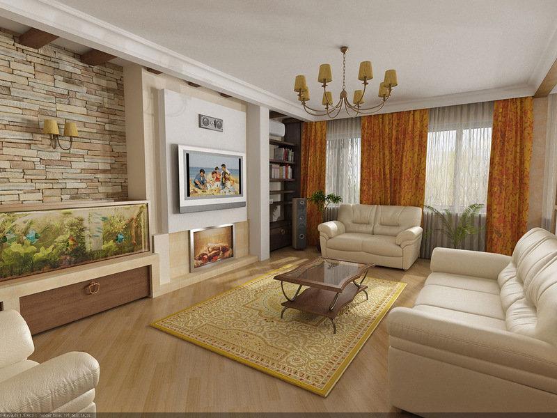 Как своими руками сделать уютной квартиру в 69