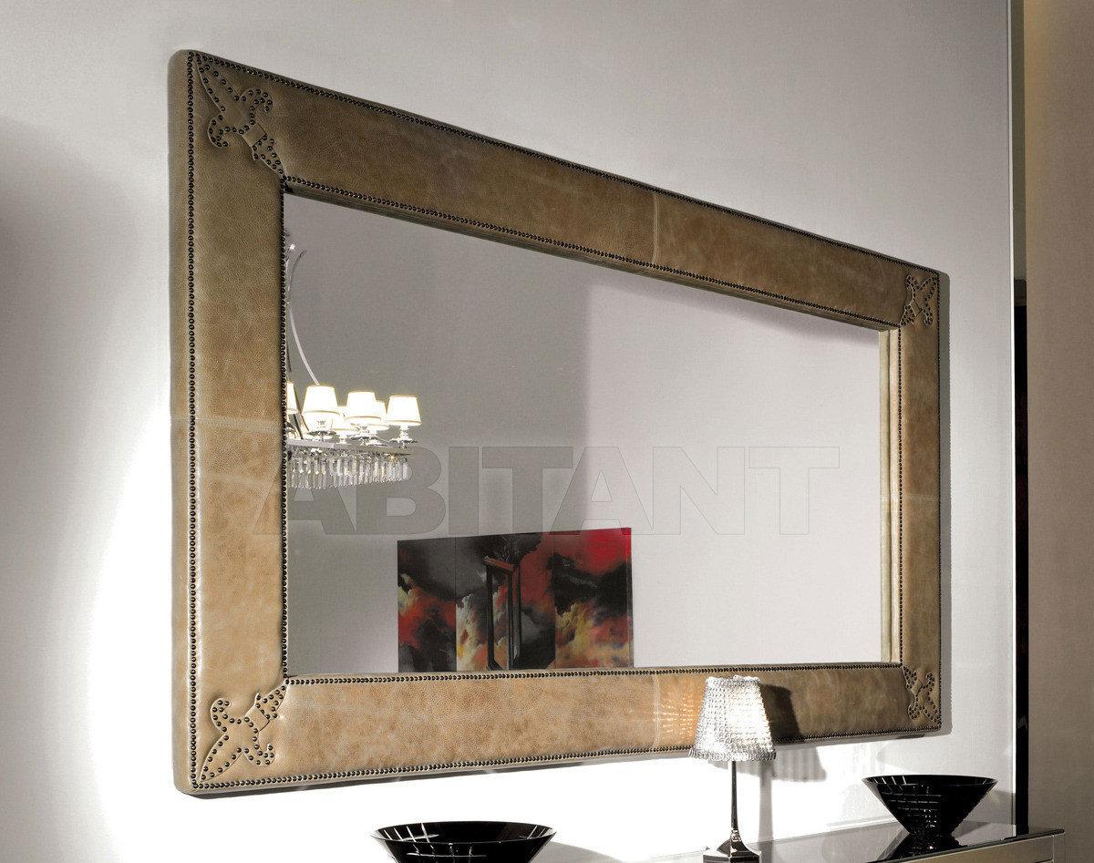 Зеркало из кожи своими руками