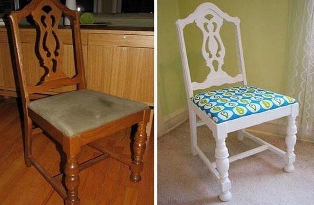 Мастер класс как сделать стул своими руками