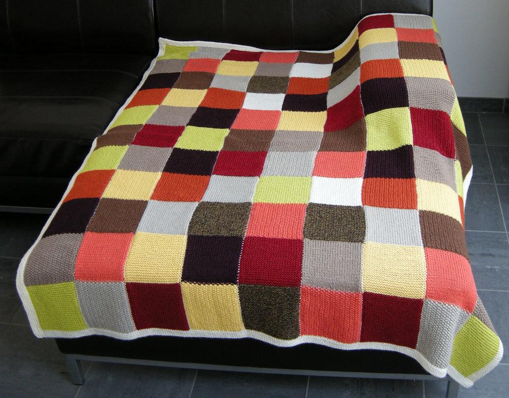 Плед вязание спицами фото 867