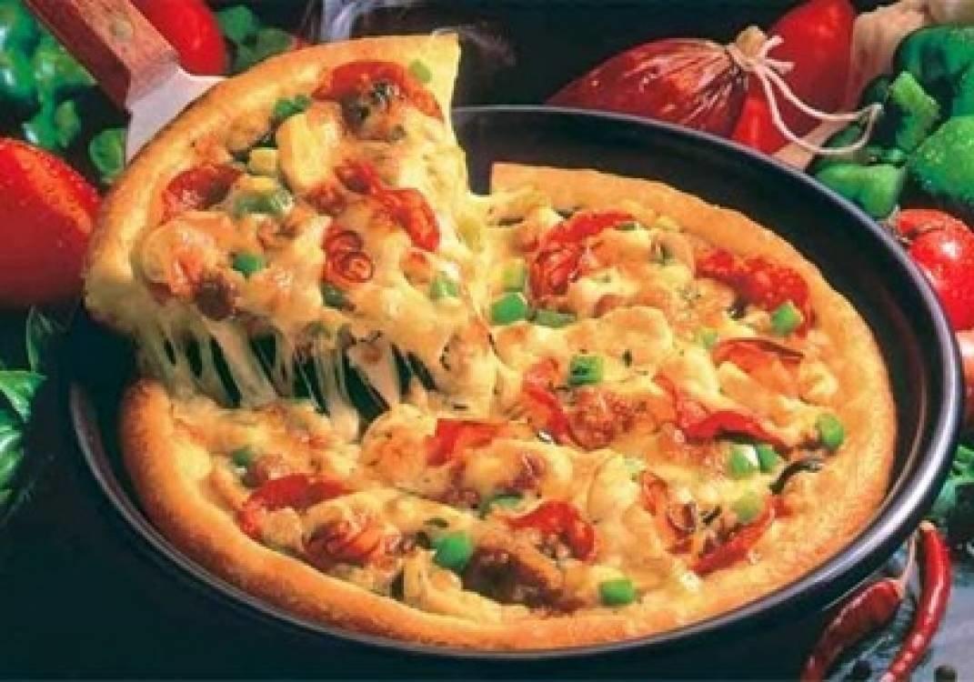 Как приготовить пиццу в духовке рецепт пошагово и яйцом