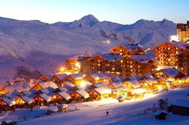 Лучшие курорты для отдыха в новый год