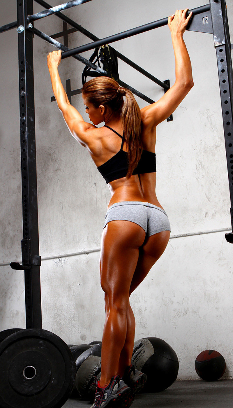 Девушки спортивные мотивация фото