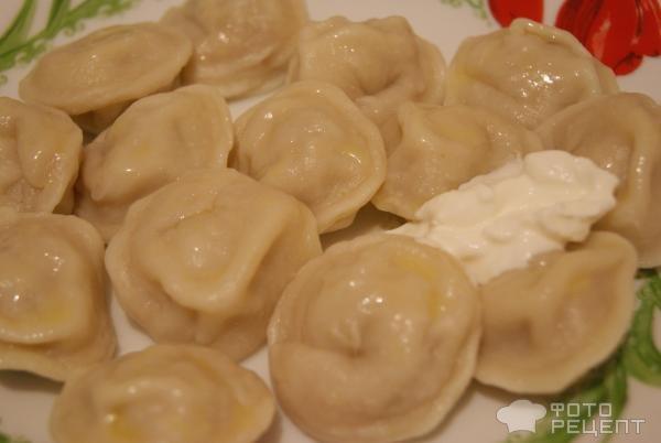 Рецепт тесто на пельмени нежное