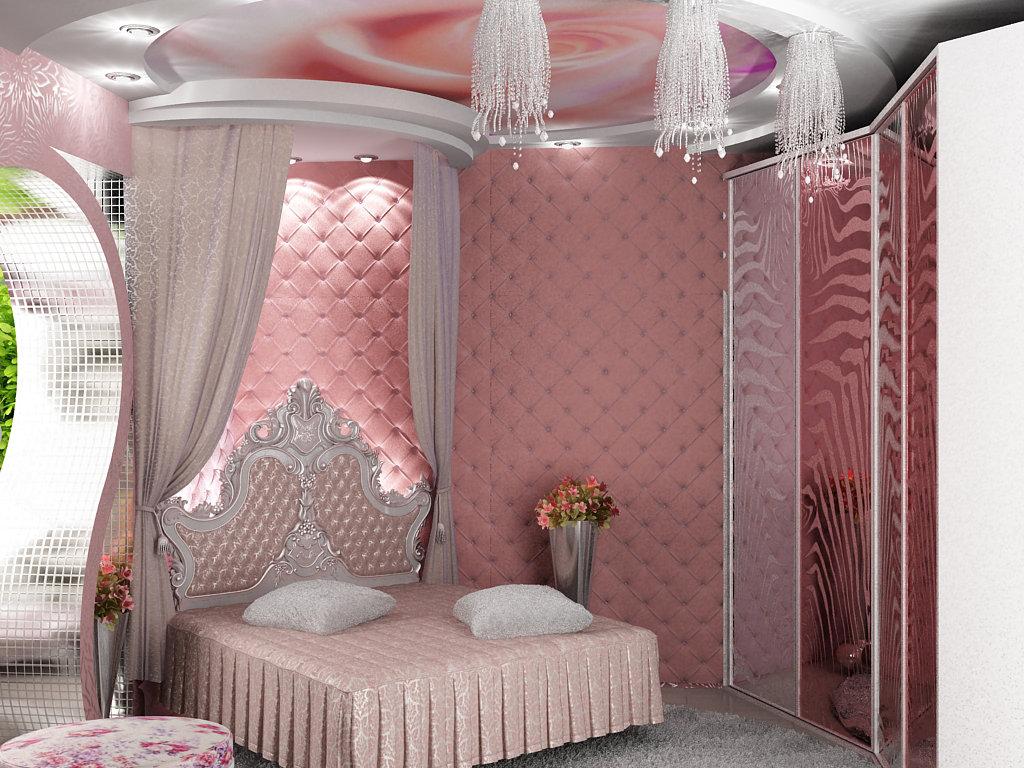 Декор спальной комнаты своими руками 24