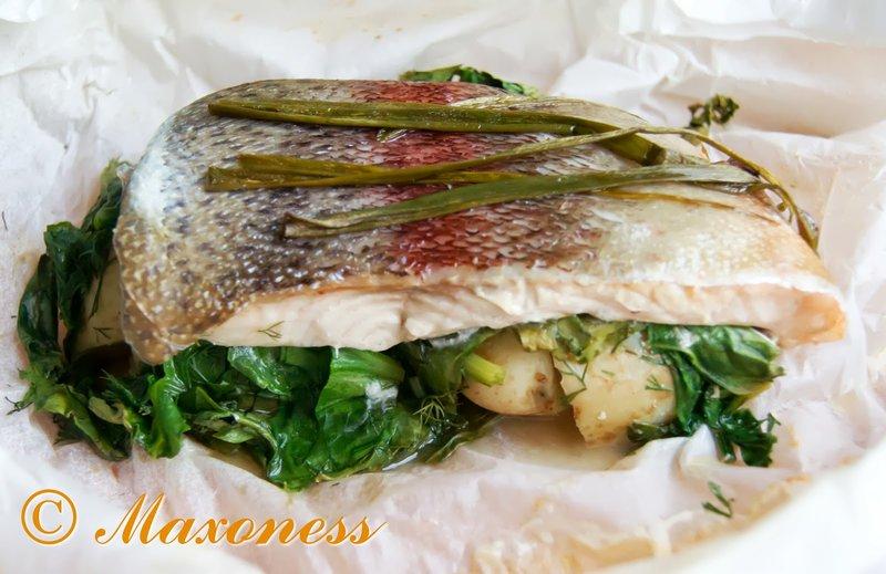 Что приготовить из рыбы в духовке простыеы с фото