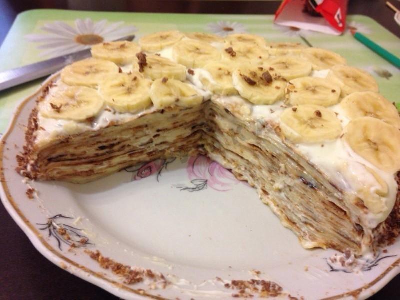 Как сделать блин торт 997