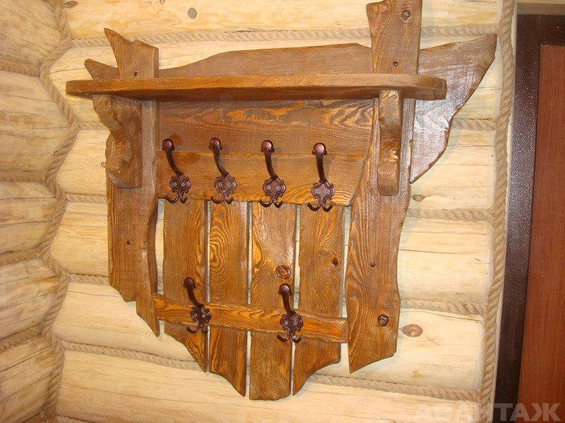 Декоративные изделия из дерева своими руками